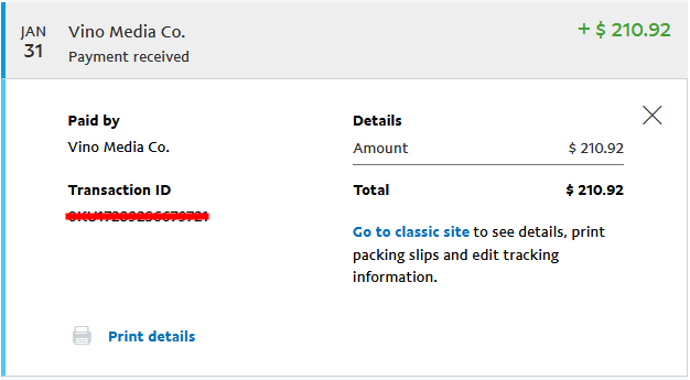 ouo.io payment proof