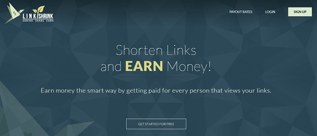 linkshrink url shortner